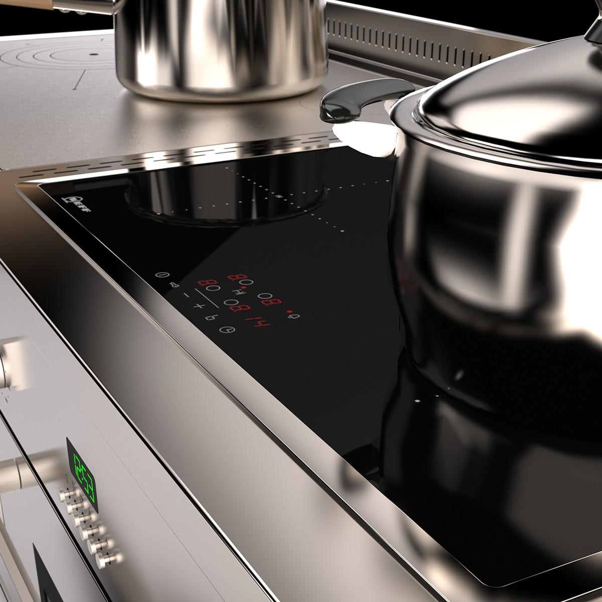 Cucine a gas ed elettriche